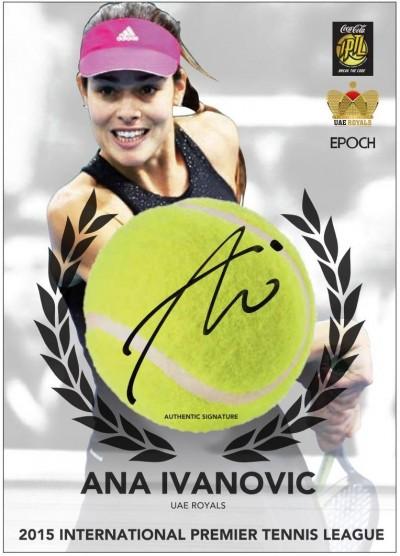 (IPTL Hobby)Tennis Ball Signatures-